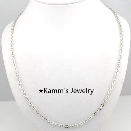 55cm 3 mm font b Accessories b font Wholesale Factory Price Lose Money Promotion Chain 316