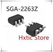 10pcs SGA-2263Z SGA-2263 SGA2263Z SGA2263 MARKING A22Z A22 SOT-363 IC