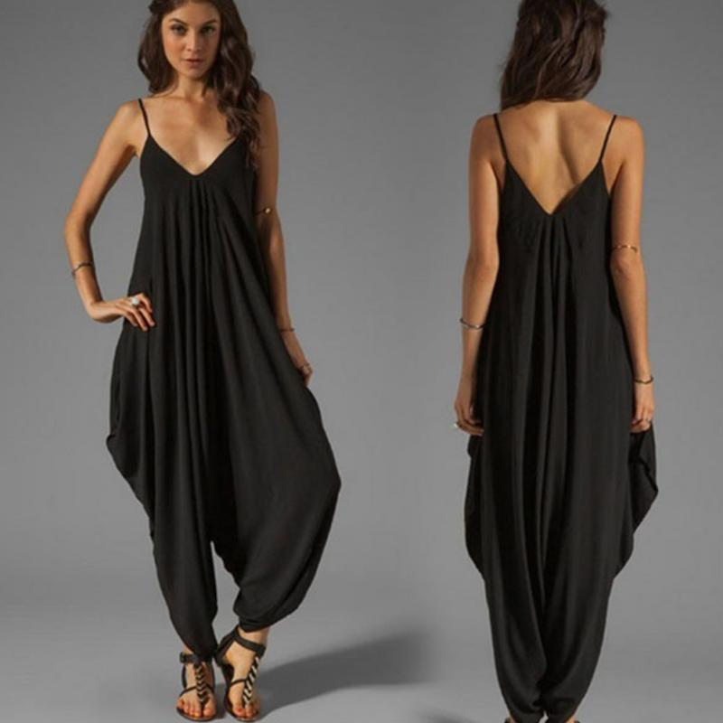 Compare Prices on Plus Size Harem Jumpsuit- Online Shopping/Buy ...