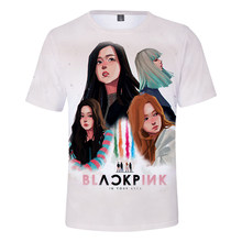 2018 3D Blackpink KPOP T (China)