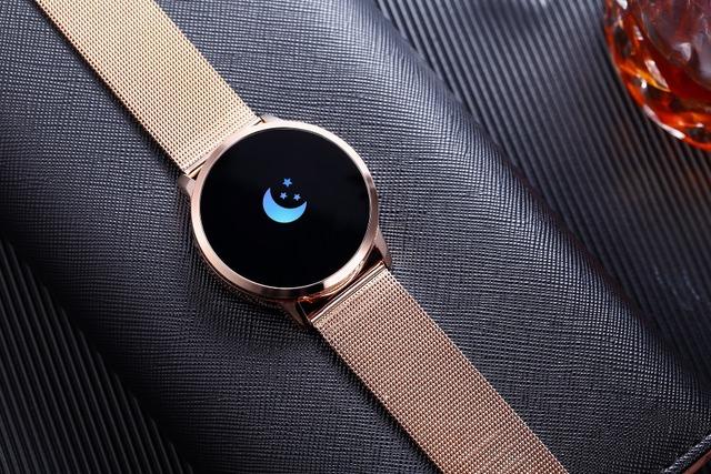 Waterproof OLED Color Screen SmartWatch