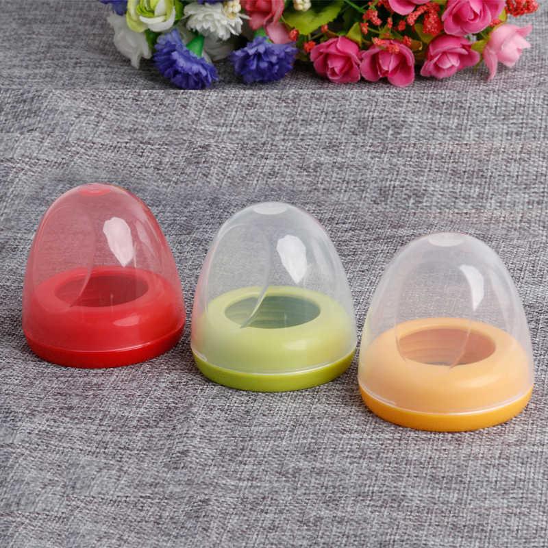 2018 ทารกแรกเกิดกว้างปาก Millk ขวดฝุ่นสกรูหมวกเด็กขวดอุปกรณ์เสริมเด็กทารกของขวัญเด็ก