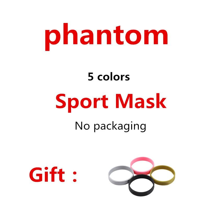 Good quality Phantom Outdoor Mask Running Training Sport Fitness Mask men women phantom sport mask Free shipping phantom phantom ph2139