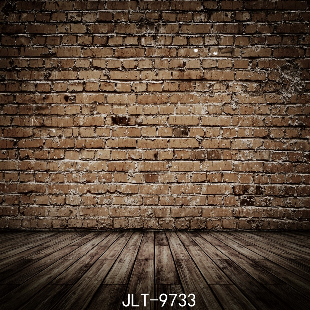 Coffee Back Brick Background Color Board Background