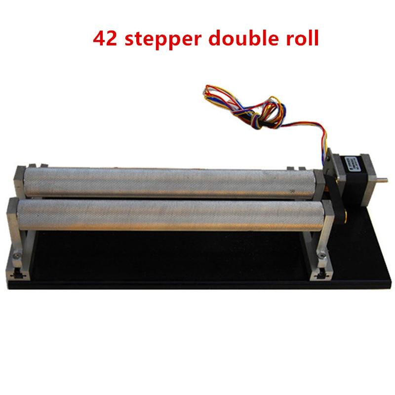 Dispositif rotatoire de machine de CNC, gravure ronde de bouteille de gravure pour la sculpture de machine de laser de co2Dispositif rotatoire de machine de CNC, gravure ronde de bouteille de gravure pour la sculpture de machine de laser de co2