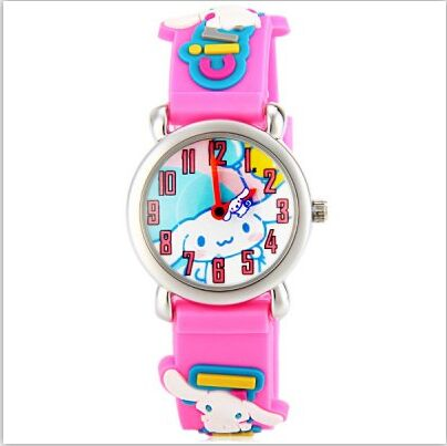 Cartoon watch dog waterproof kid watches brand quartz wrist watch baby for girls boys fashion for Watches brands for girl