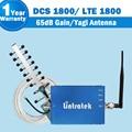 GSM 4 Г 1800 Сотовый Телефон Booster GSM Антенна 1800 мГц 4 Г LTE 1800 мГц Мобильный Ретранслятор Сигнала Сотовой Усилитель Яги Антенна Набор 4 г
