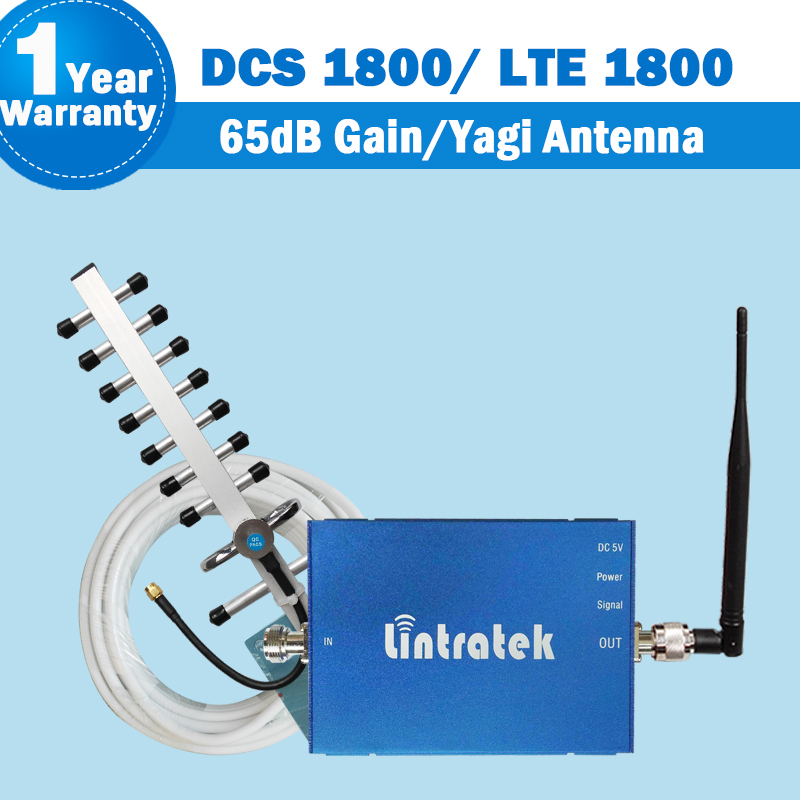 1710-2170MHz 3G Yagi Antenna for 1700MHz 1900MHz Cell Phone Signal Booster Use