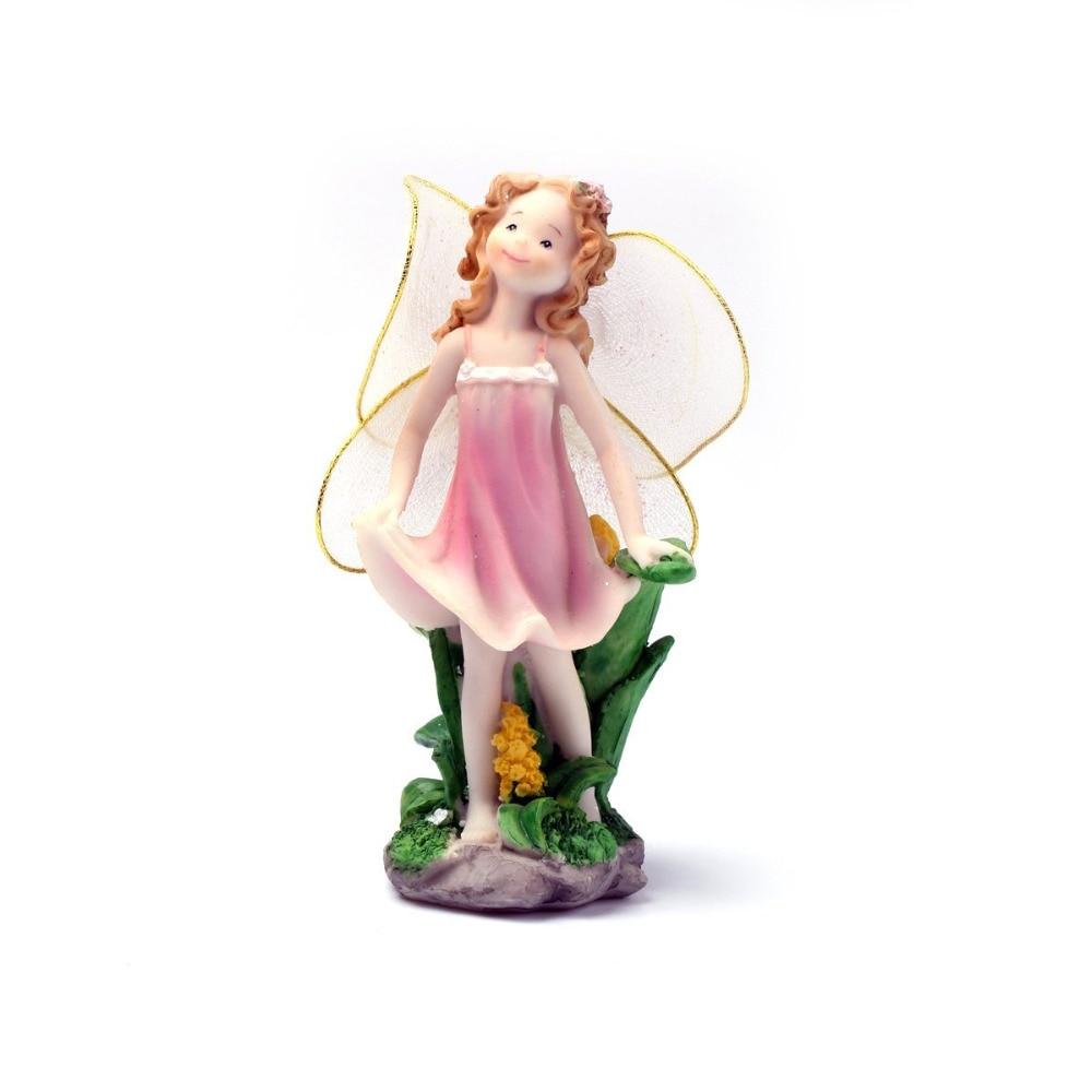 mini garden miniatures fairy garden ornament decoration resin bonsai terrarium figurines flower. Black Bedroom Furniture Sets. Home Design Ideas