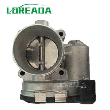Loreada Throttle Body Assembly For Volkswagen VW Polo 0280750602 04E133062C 028 075 060 2  04E 133 062 C car TB air intake