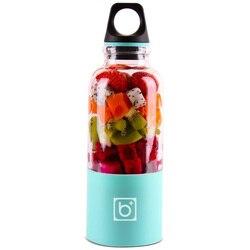 500ml Portable électrique USB presse-agrumes tasse Rechargeable Orange citron fruits presse-agrumes mélangeur jus Smoothie fabricant
