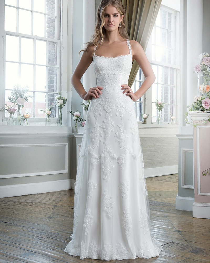 Online Buy Wholesale Straight Wedding Dress From China