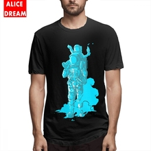 MenMan Onwards Space Dad T-shirt Streetwear Homme Tee Shirt Cotton Free Shipping T