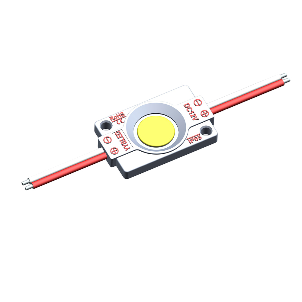 20PCS COB LED Module 2.4W COB Advertising Light IP65 Waterproof Super Bright Led Sign Backlights
