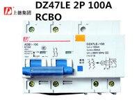 Miniature circuit breaker 63A 125A 3P+N Yueqing high breaking capacity made mini earth leakage circuit breaker