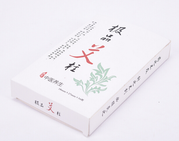 цены Free shipping Chen Jin in ten years Moxa moxibustion 54column