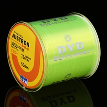 500m Super Strong Nylon Fishing Line 2LB - 40LB 2 Colors Japan Monofilament Main and End Game For Carp & Match