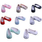 8 color shoes, suitable for 18inch American girl doll toys, give children the best Christmas gift n1290-n1297