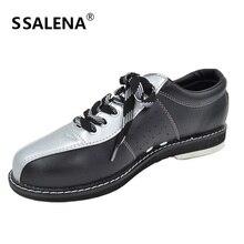 Специальная мужская и женская обувь для боулинга; Пара моделей; спортивная обувь; дышащая обувь для тренировок;# B1316