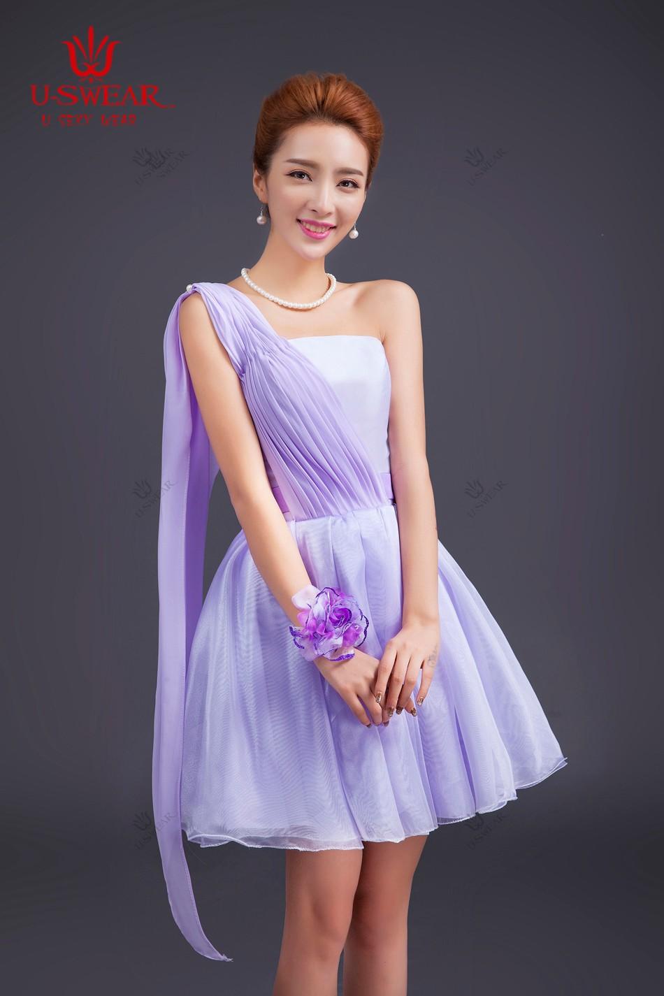 Miedoso Vestido De La Dama De Honor Barata Ideas Ornamento ...