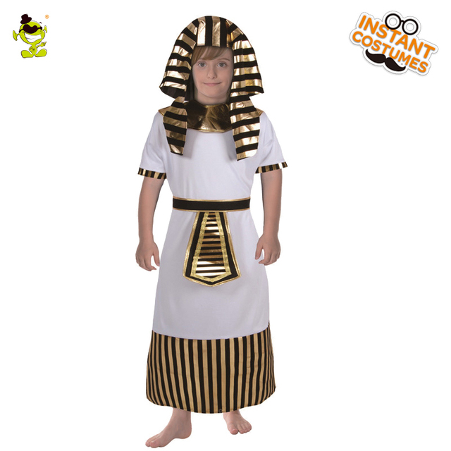 2017 new design female egyptian priest costumes halloween disguise role play fancy dress for carnival party - Egyptian Halloween Costumes For Kids