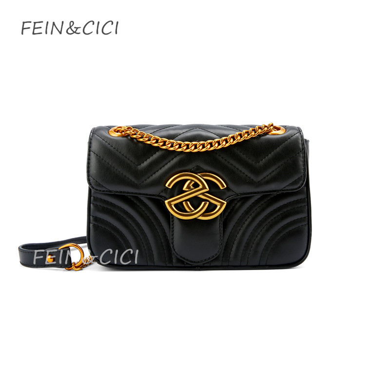 chains flap bag women quilted letter velvet party bag luxury brand fashion lady messenger handbag 2018 new quality red black