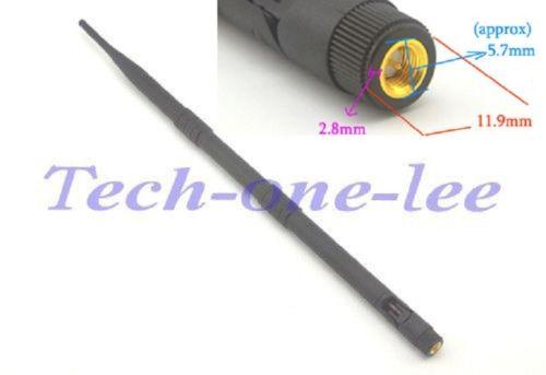 imágenes para Nueva 4g lte módem 9db Aérea 698-960/1710-2700 MHZ 4g lte booster SMA conector macho antena Envío Libre