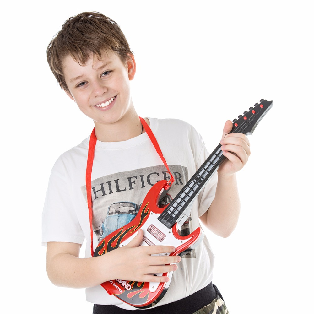Hiqh-Quality-4-Strings-Music-Electric-Guitar-Kids-Musical-Instruments-Educational-Toys-For-Children-juguetes-As-New-Year-Gift-3