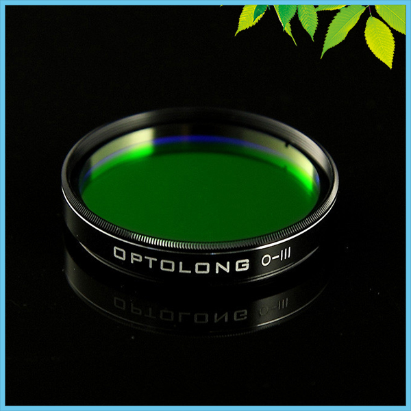 Universal Optical Filter 1.25 inches 31.7mm O-III Filter Narrowband Photographic Filters for Astronomical Telescope entry level 3 inches 76 700mm reflector newtonian astronomical telescope black white