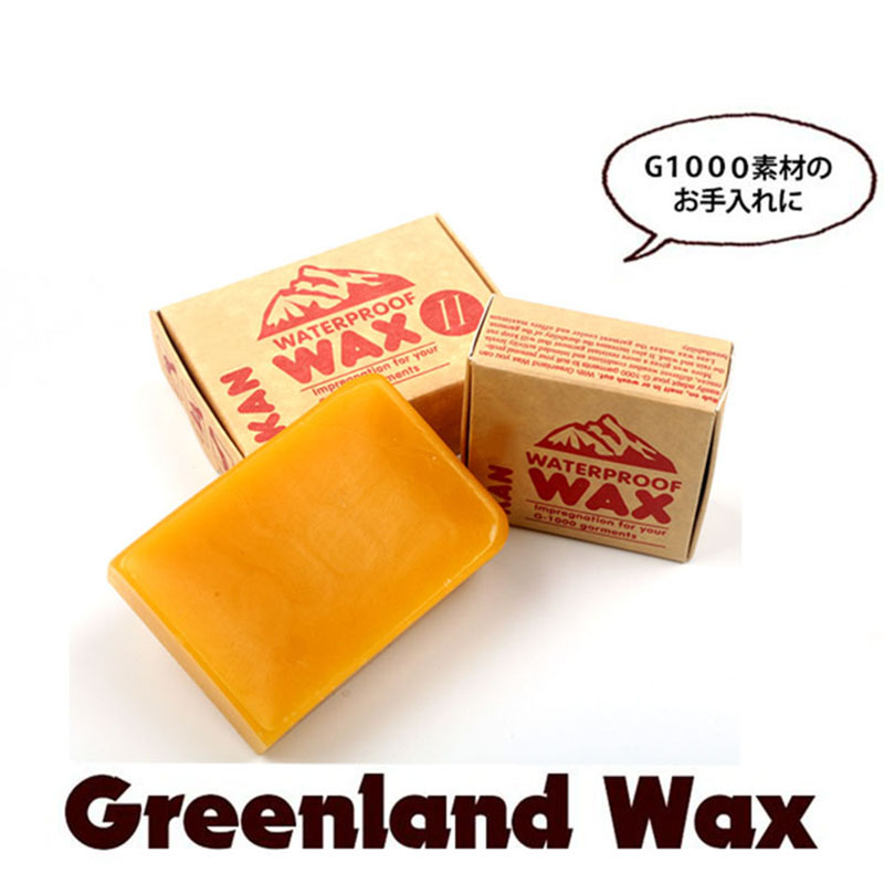 waterproof greenland wax for kanken backpack school bag cleaning & care canvas bag G-1000 image