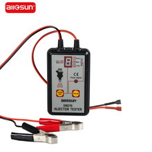 All Sun Professional EM276 Injector Tester 4 Pluse Modes Powerful Fuel System Scan Tool EM276 Injector Tester