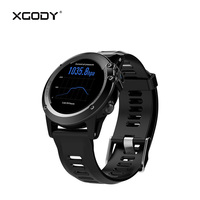 XGODY JM01 Professional Outdoor Sports Smartwatch GPS Altitude Meter 3G Phone Call Android Smart Watch with Sim Card Waterproof
