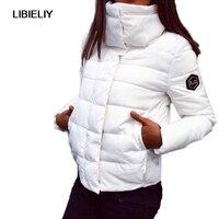Nice NEW Women Coat Fashion Autumn Winter Female Jacket Women Parkas Casual Jackets Inverno Parka Wadded