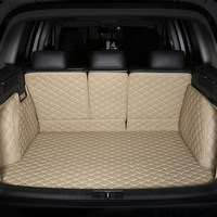 Special Custom car trunk mats for Honda Accord Civic Camry CRV City HRV Vezel Crosstour car mat Cargo Liner auto accessorie
