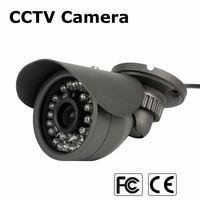 700TVL Outdoor Waterproof CCTV Camera 1 3 CMOS Sensor 24pcs IR LEDs 7Days 24Hours Day And