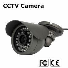 CCTV Камера открытый 700TVL CMOS Мини Товары теле- и видеонаблюдения Камера аналоговый инфракрасного ночного видения Водонепроницаемый Пуля безопасности Камера