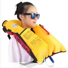 Automatic Inflatable Life Jacket Professional Adult Swiming Fishing Life Vest Swimwear Water Sports Swimming Survival Jacket