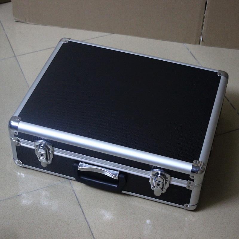 cassetta portautensili in alluminio di alta qualità custodia - Portautensili - Fotografia 2