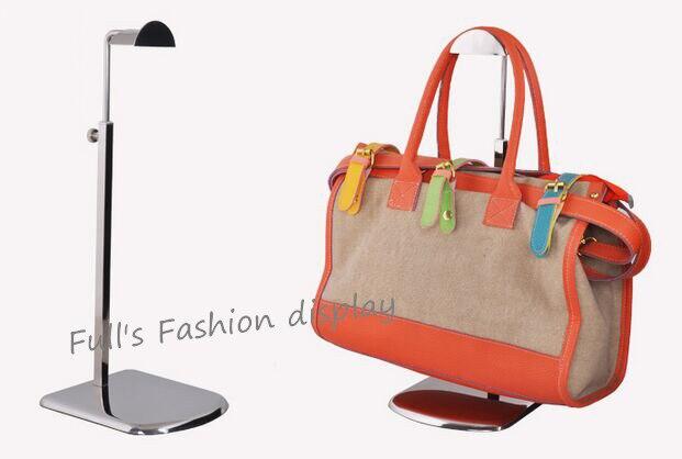 Free Shipping Fashion Adjustable Mirror Stainless Steel Women Bag