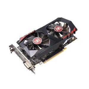 Image 3 - VEINEDA carte graphique GTX1050Ti, GPU, 4 go DDR5, pcie 128Bit, pour carte nVIDIA VGA, carte Geforce GTX1050ti, Hdmi, Dvi, 1050