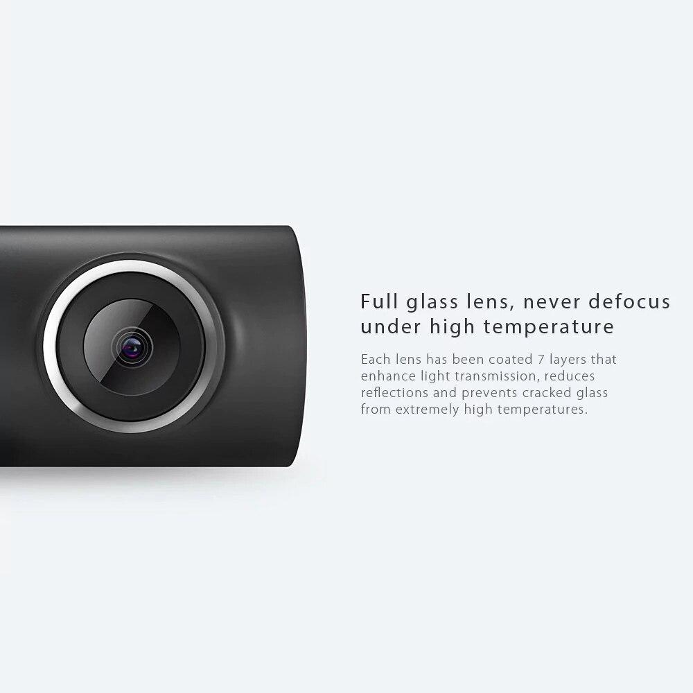 Английская версия Xiaomi 70 минут 70Mai Автомобильный видеорегистратор умная WiFi Беспроводная камера Голосовое управление 130 градусов Mstar 8328P 1080P ...