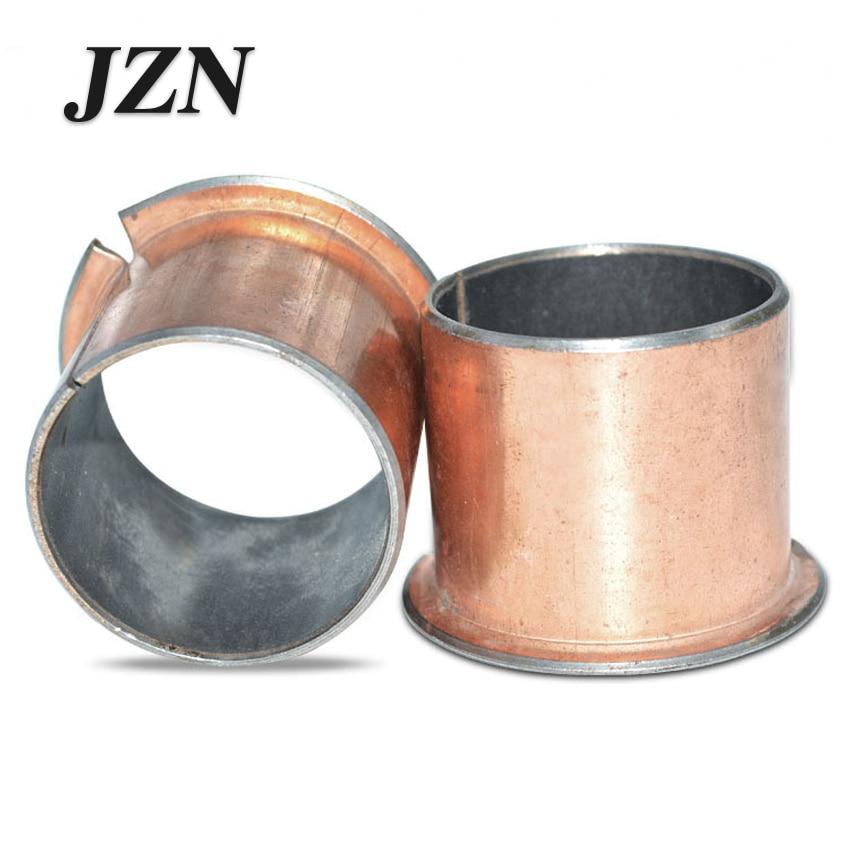 SF1-F10060/10100/10120 Self-lubricating Oil Bearing Flange Non Oil Bronze Bushing