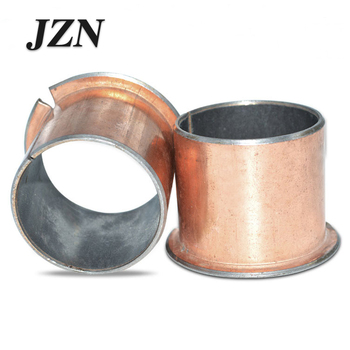 SF1-F10060/10100/10120 self-lubricating oil bearing flange non oil bronze bushing image