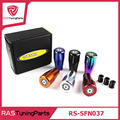RASTUNING JDM Style Universal 5 speed Manual Car Auto CNC Aluminum Billet Shifter Gear Stick Shift Knob RS-SFN037
