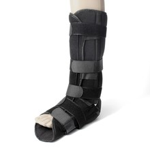 New 1 pcs Ankle Walking Foot Boot Sprain Support Walker Braces Supports Treatment feet Care for Ankle Fractures Rehabilitation