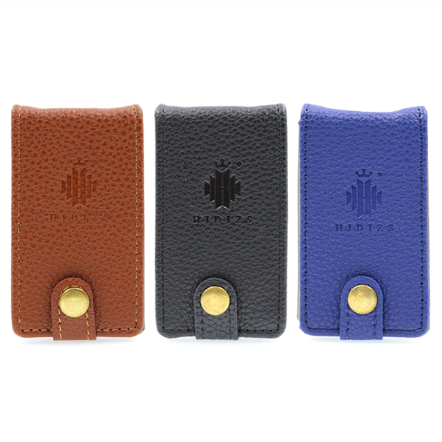 Hidizs Original Leather Case with Sports Arm Band for AP60