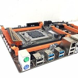 Image 3 - HUANANZHI Deluxe X79 2011 DDR3 PC 데스크탑 마더 보드 컴퓨터 컴퓨터 마더 보드 3 * PCI E x16 7.1 사운드 트랙 크로스 파이어