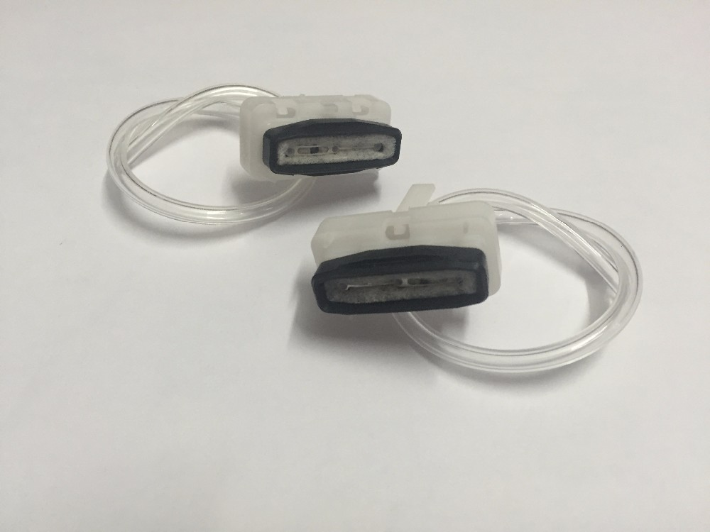 4pcs for Epson DX4 cap top eco solvent / Plotter Mimaki JV3 JV22 Roland SP540 300 FJ740 ink filter station
