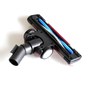 Image 5 - 32mm ar driven turbo cabeça da escova de chão ferramenta para philips electrolux vax miele henry aspirador de pó cabeça substituição peças