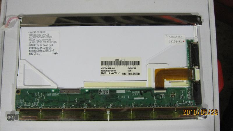 NA19020-C801 9 inch LCD screen
